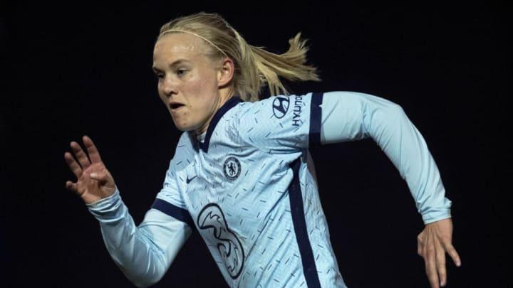 Pernille Harder, Chelsea
