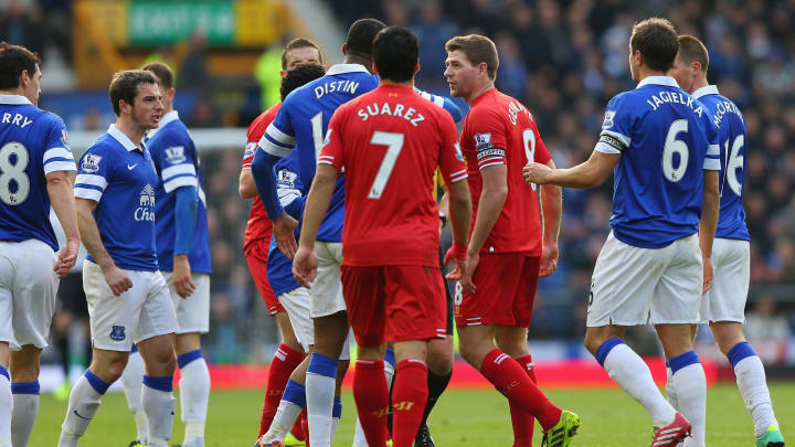 Liverpool Vs Everton 6 Classic Merseyside Derby Clashes