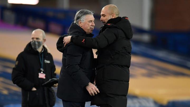 Meister Manchester City empfängt Ancelottis FC Everton