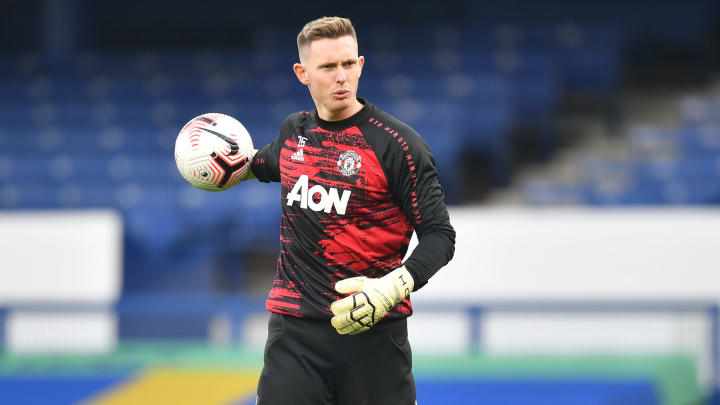 Dean Henderson could leave Man Utd on loan in January