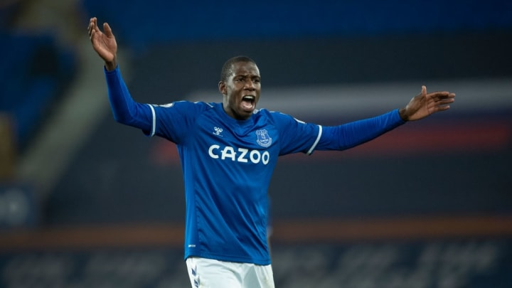 Everton's Abdoulaye Doucoure faces a spell on the sidelines