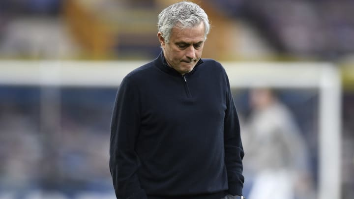 Jose Mourinho has been sacked as Tottenham manager