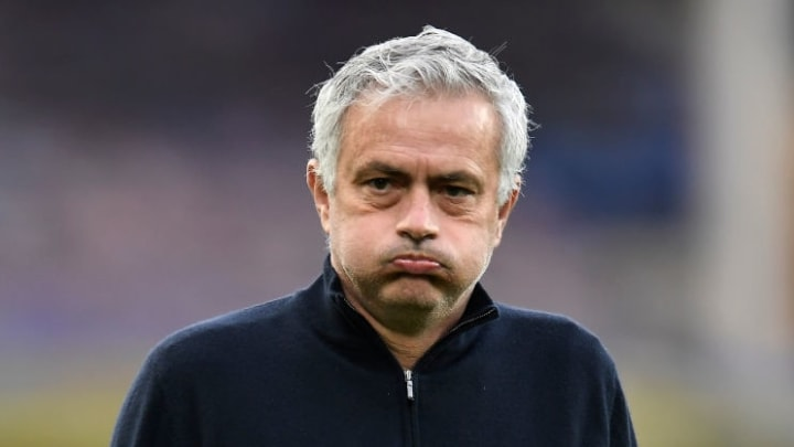 Jose Mourinho was appointed Roma boss just 15 days after being sacked by Spurs