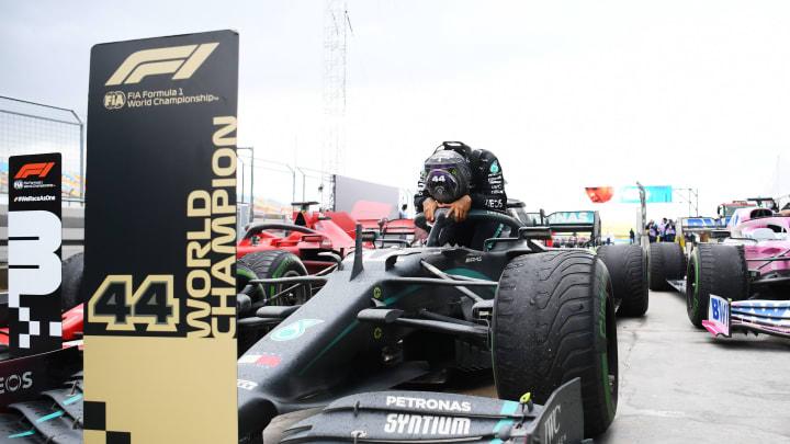La Fórmula 1 canceló el Gran Premio de Turquía 2021
