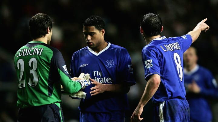 Glen Johnson, Carlo Cudicini