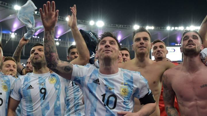 Camisa 10 colocou fim ao jejum da Argentina depois de quase três décadas