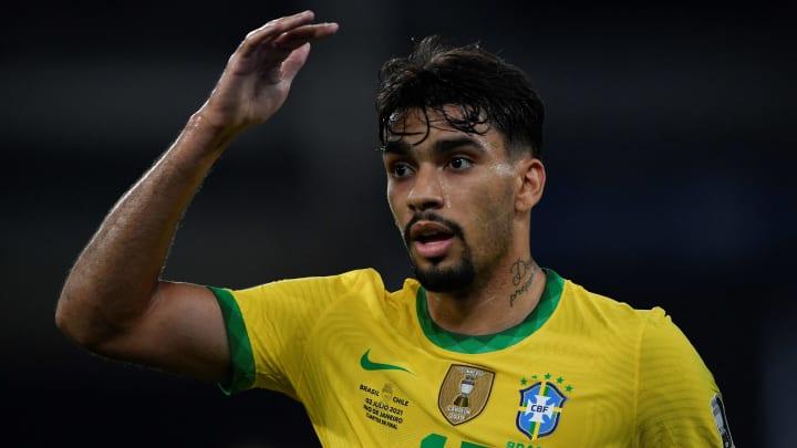 Paquetá foi um dos destaques do Brasil | FBL-2021-COPA AMERICA-BRA-CHI