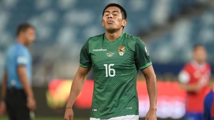 Saavedra  Goiás Copa América Bolívia