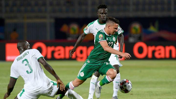 senegal vs algeria