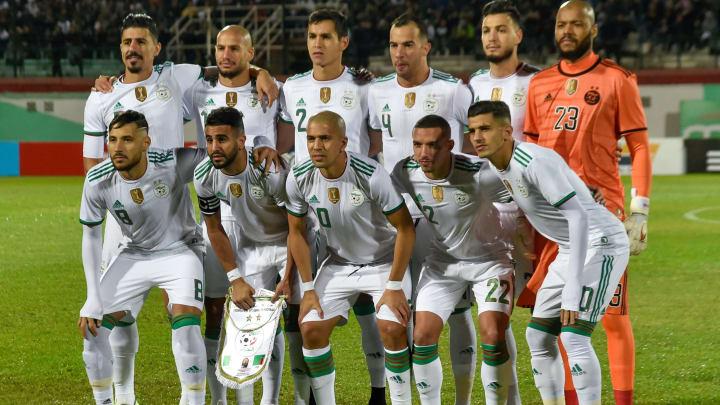l'Algérie grand favori pour succéder à son propre titre.