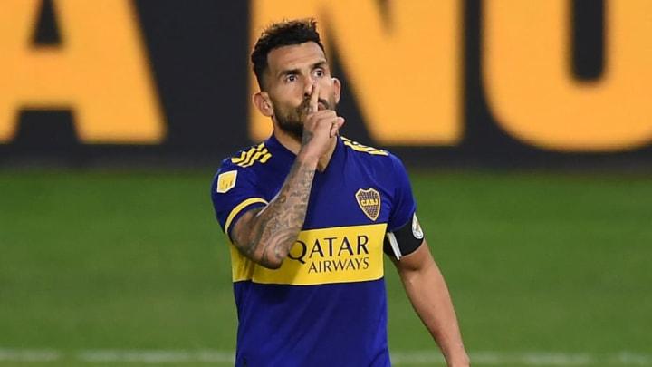 Carlos Tévez Boca Juniors Libertadores Manchester United Champions League