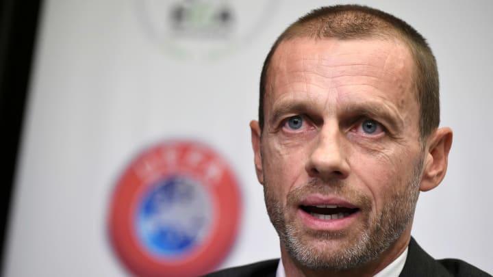UEFA-Chef Aleksander Ceferin will ein erneutes Sonderliga-Chaos vermeiden
