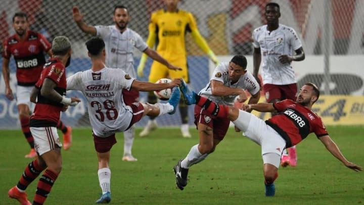 Flamengo FLuminense Fla-FLu