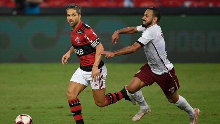 Flamengo e Fluminense estão do mesmo lado da chave da Libertadores