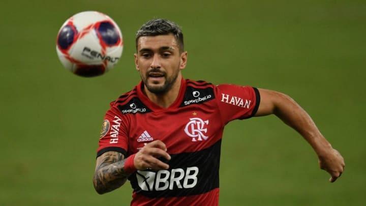 Arrascaeta Flamengo Copa América