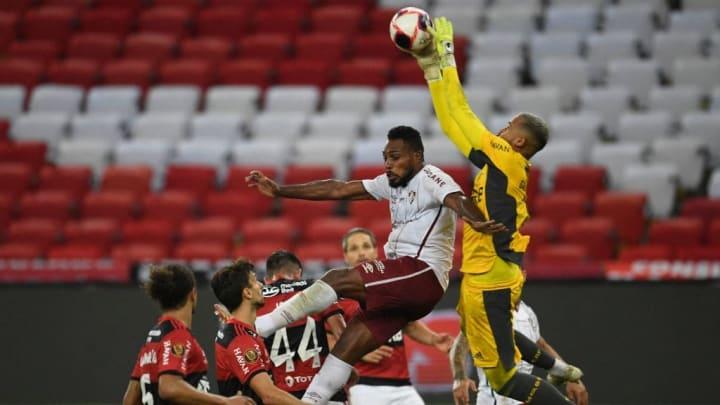 Flamengo Gabriel Batista