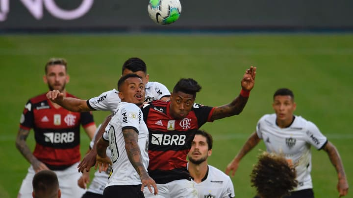 Atlético-MG e Flamengo se enfrentam na 10ª rodada do Campeonato Brasileiro.