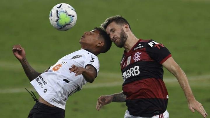 Atlético-MG e Flamengo fazem o principal duelo do meio de semana