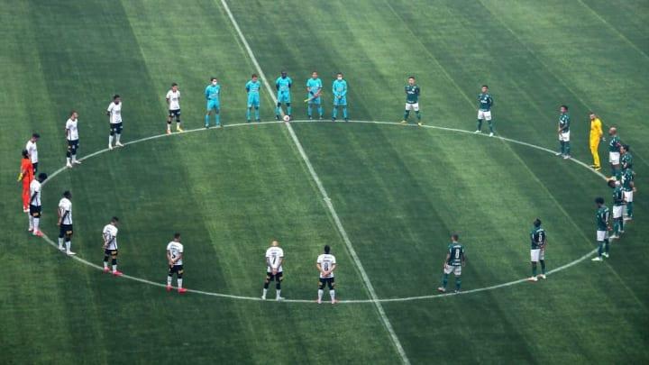Palmeiras Corinthians Paulistão