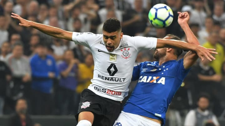 Corinthians Léo Santos Lesão