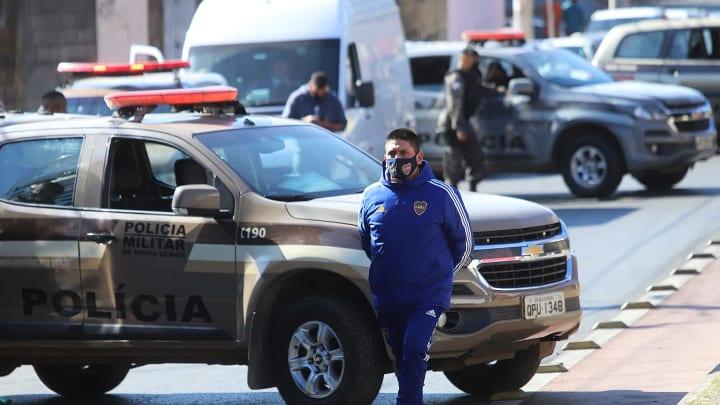 El recordado escándalo de la delegación boquense en Brasil tuvo sus consecuencias.