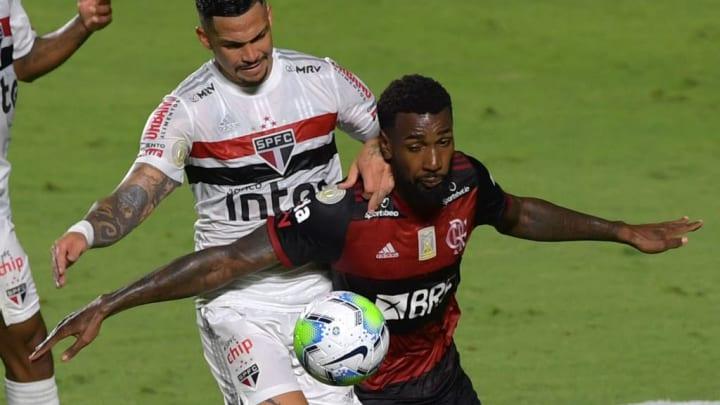 FBL-BRAZIL-SAOPAULO-FLAMENGO