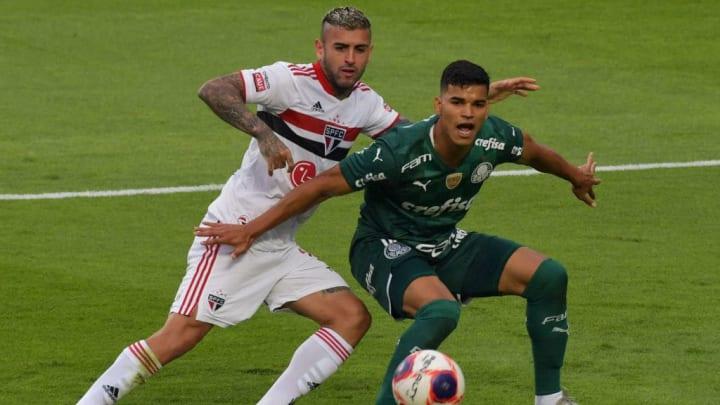 Liziero São Paulo Morumbi Palmeiras Campeonato Paulista