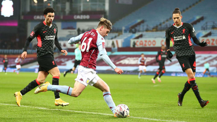 Louie Barry has emerged as Aston Villa's latest hope