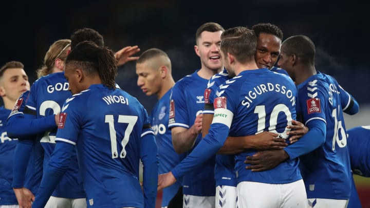 Everton came out on top in a thrilling contest
