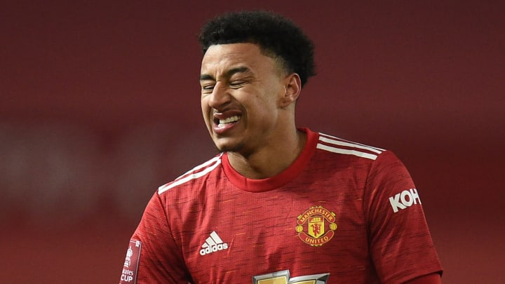 Lingard is frustrated by Man Utd's current stance