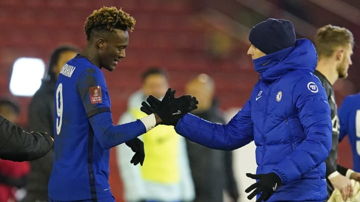 Thomas Tuchel insists there is no problem with Tammy Abraham