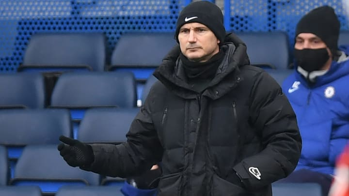 Frank Lampard's time at Chelsea is over