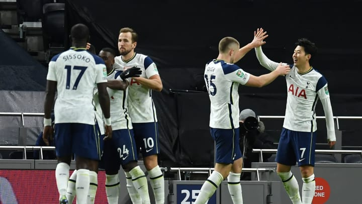 Spurs overcame Brentford to reach the EFL Cup final on Tuesday