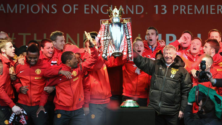 manchester united sir alex ferguson premier league
