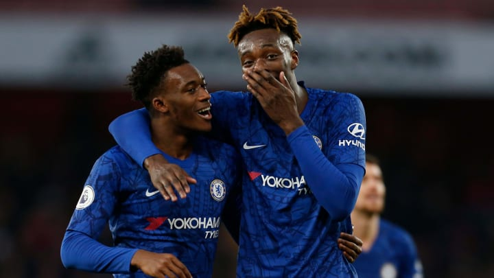 Chelsea have told Tammy Abraham & Callum Hudson-Odoi they can leave