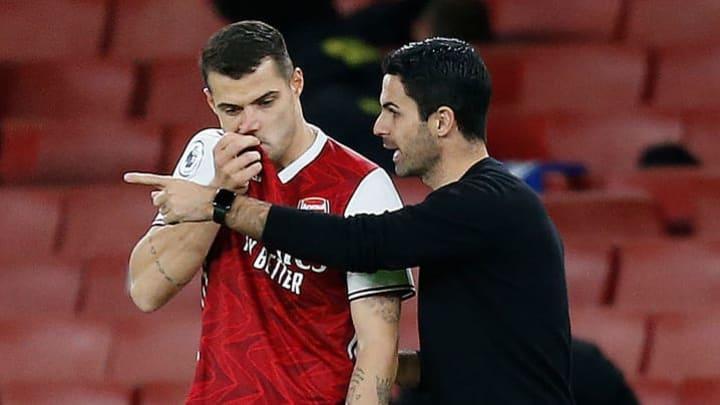 Xhaka podría quedarse en el Arsenal