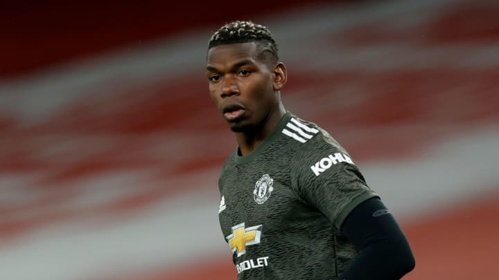 Pogba couldn't inspire Manchester United to victory in North London