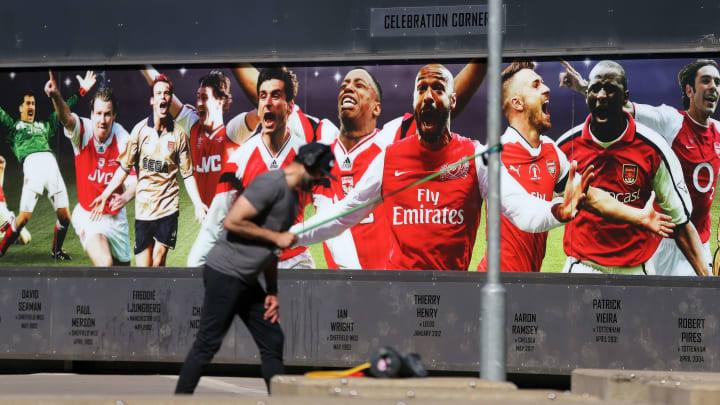 Images Of Striking Arsenal 2020 21 Away Kit Leaked Online