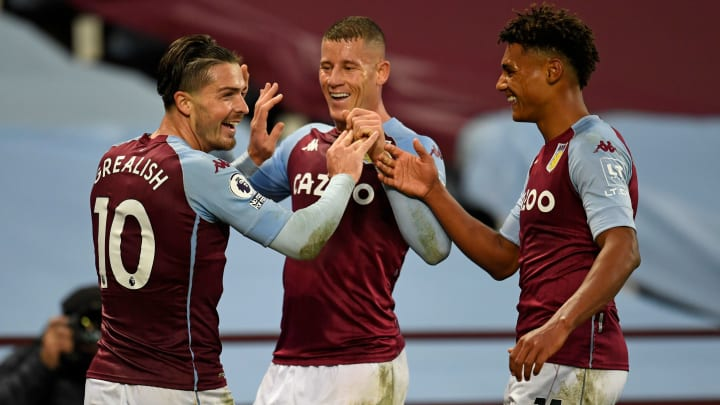 Jack Grealish & Ollie Watkins tore Liverpool apart in October