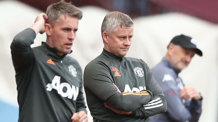 Man Utd have their eyes on some young talent