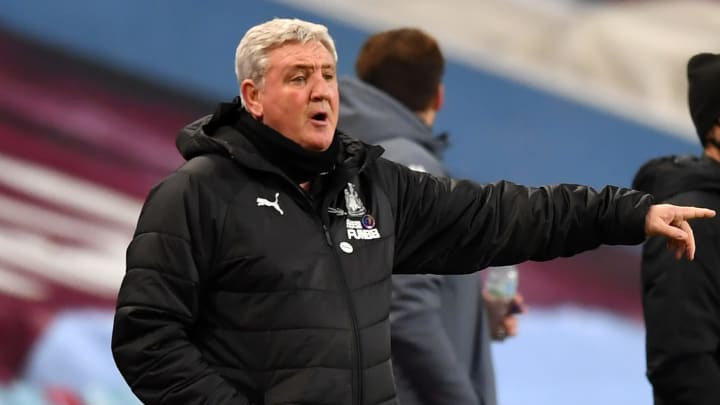 Steve Bruce is a man under pressure