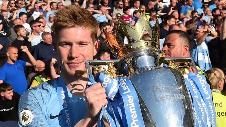 De Bruyne has proven his doubters wrong since joining Man City in 2015
