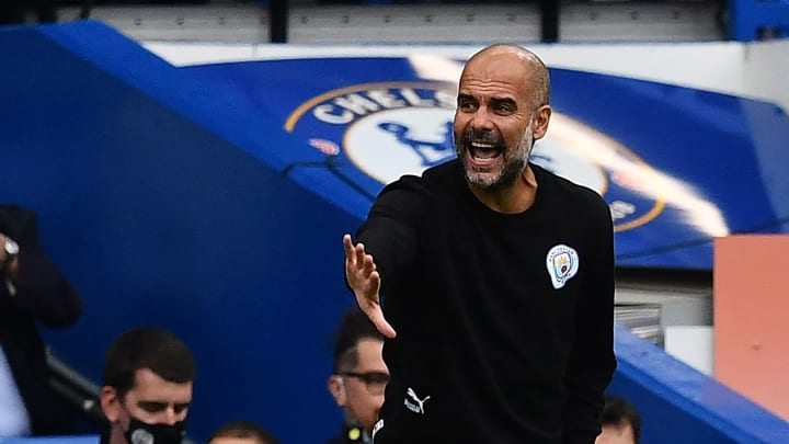 Guardiola was delighted at the final whistle