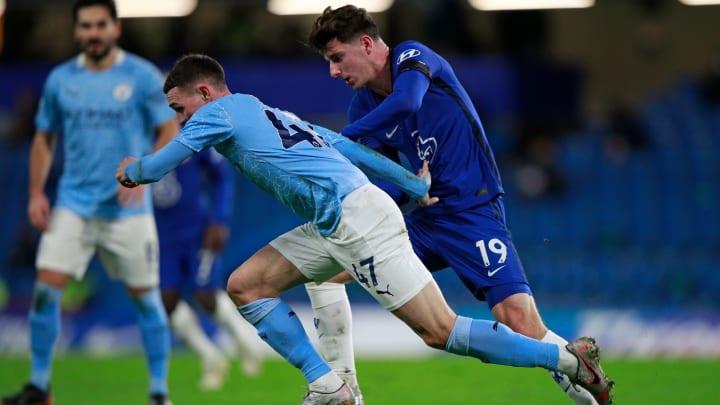 Mason Mount und der FC Chelsea oder Phil Foden und Mancgester City: Wer hat am Samstag Abend die Nase vorne?