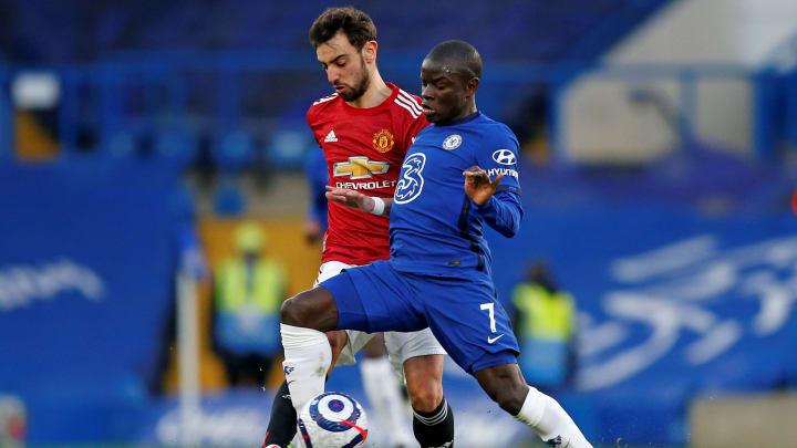 Chelsea et Manchester United se neutralisent au terme d'une rencontre décevante (0-0)