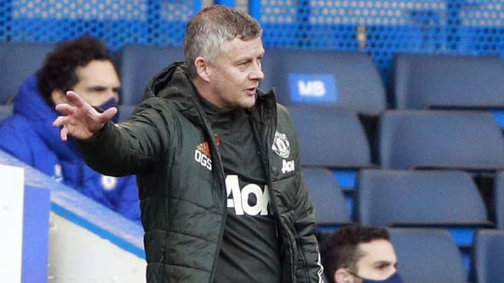 Ole Gunnar Solskjaer is preparing to face Crystal Palace
