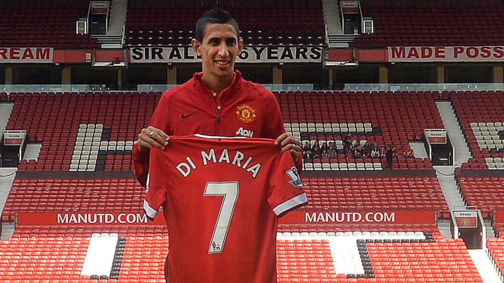 Angel Di Maria has re-opened old wounds about his time at Man Utd