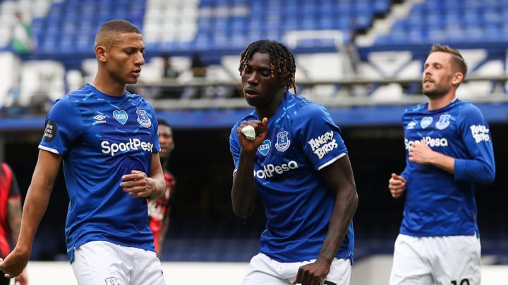 Juventus in Talks With Everton Over Moise Kean Return - Flipboard