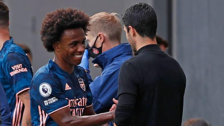 Willian enjoyed a superb debut