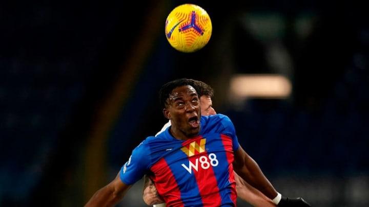 Mateta 'made his debut' we're told